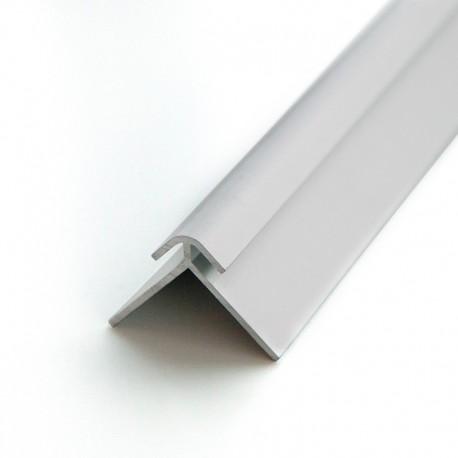 Profilé d'angle extérieur 240cm mat