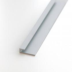 Profilé de fermeture 300cm mat