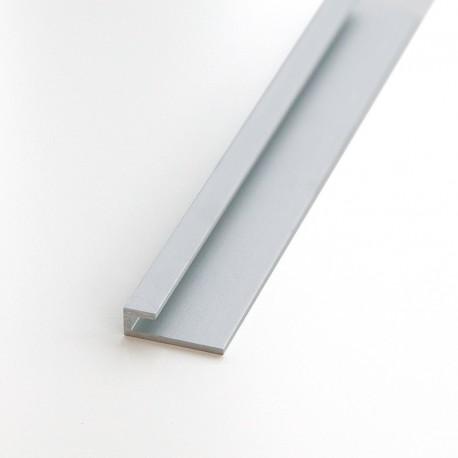Profilé de fermeture 240cm mat