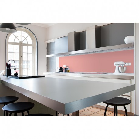 cr dence plan de travail corail cr dence plan de travail couleur unie. Black Bedroom Furniture Sets. Home Design Ideas