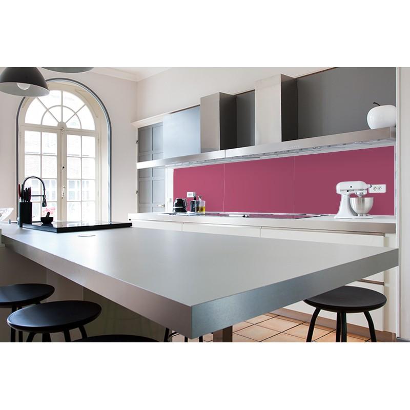 cr dence vier malaga cr dence vier couleur unie. Black Bedroom Furniture Sets. Home Design Ideas