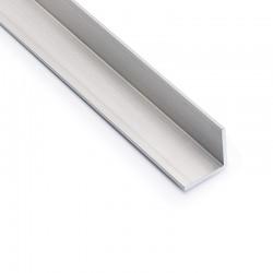 Cornière aluminium 25x25x2mm - 240cm L