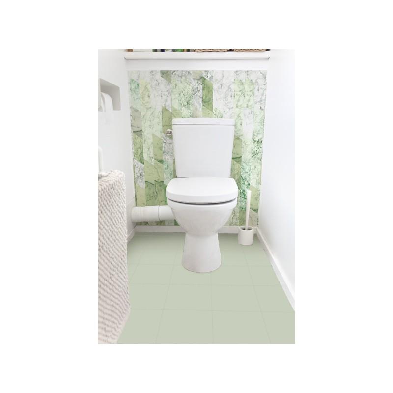 cr dence de salle de bain wc jade 50 39 rev tement mural d coratif wc vintage. Black Bedroom Furniture Sets. Home Design Ideas