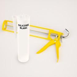 Silicone Blanc - 300 ml
