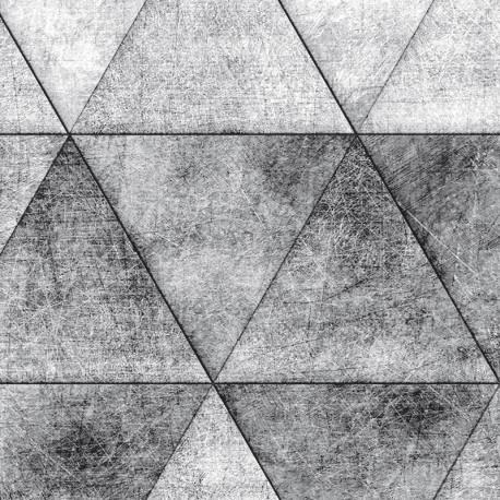 Pyramide argent - sur mesure