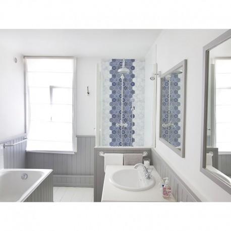 panneau de douche portugal sur mesure panneau de douche vintage. Black Bedroom Furniture Sets. Home Design Ideas