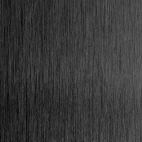 Noir brossé - sur mesure