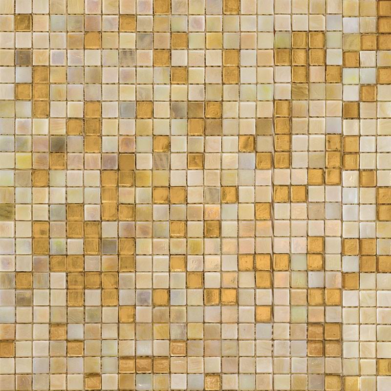 Mosa que marocaine dor e sur mesure rev tement baignoire th me voyage - Mosaique doree ...