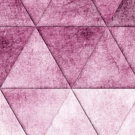 Pyramide rose - sur mesure