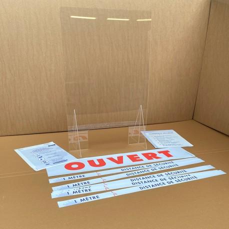 Kit de mise en sécurité COVID-19