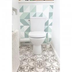 cr dences wc deco k. Black Bedroom Furniture Sets. Home Design Ideas