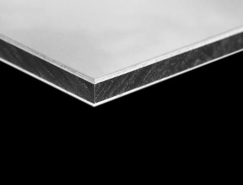 Composite aluminium